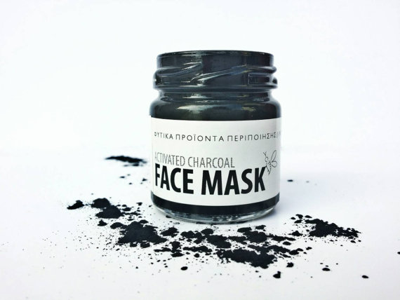 how to make charcoal mask at home