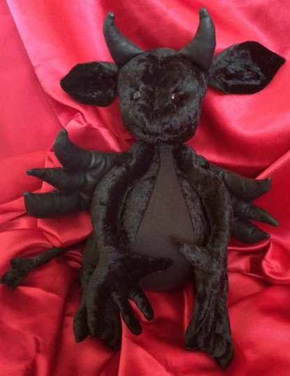 Baby Gargoyle Soft Toy