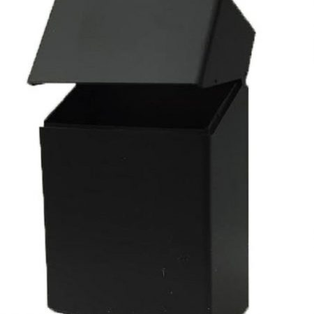 Black Cigarette Case
