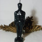 Black Magic Figure Candle – Male