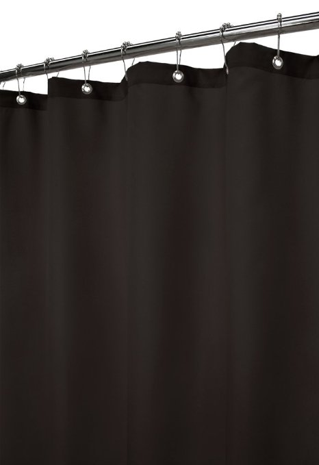 Black Shower Curtain I Want It