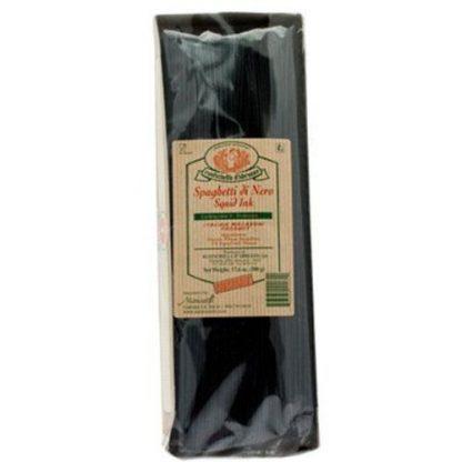 Black Squid Ink Spaghetti