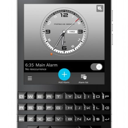 Blackberry Porsche Design P'9983 – Black