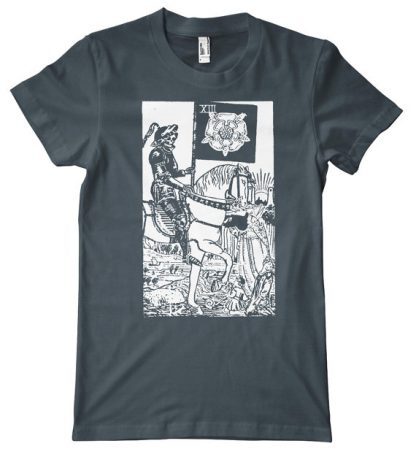 Death Rider Tarot Card T-Shirt