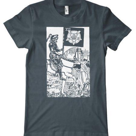 Death Rider Tarot Card T-Shirt