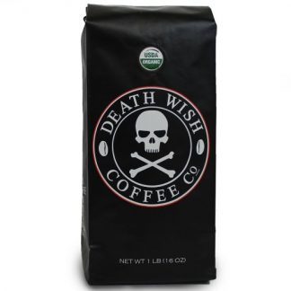 Death Wish Ground Coffee – The World's Strongest Coffee