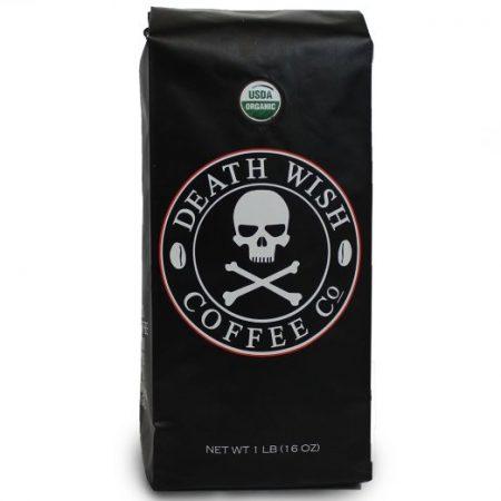 Death Wish Ground Coffee – The World's Strongest Coffee