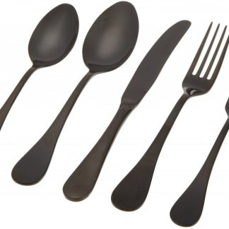 Herdmar Black Flatware