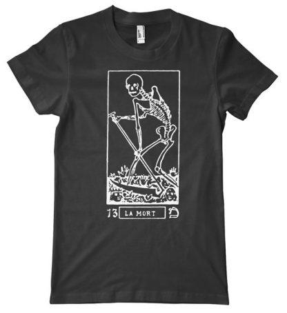 La Mort Tarot Card T-Shirt