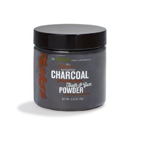 Natural Tooth & Gum Powder – Black