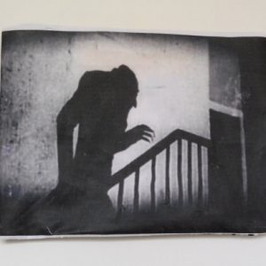 Nosferatu Make Up Bag