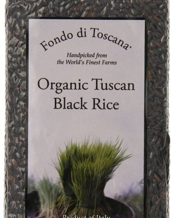 Organic Tuscan Black Rice