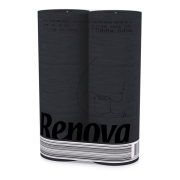 Renova Black Toilet Tissue