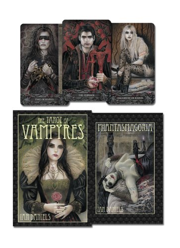 The Tarot of Vampyres – Tarot Card Deck & Book