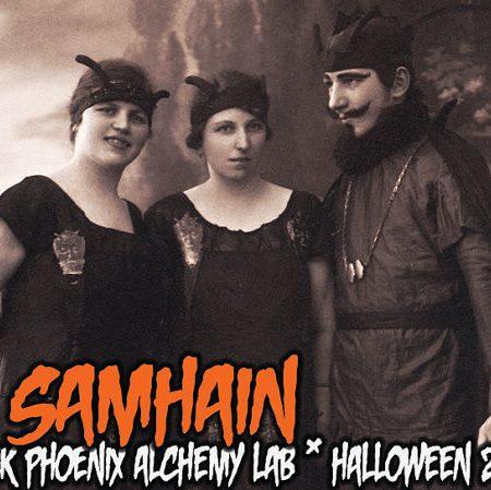 Samhain 2009 Black Phoenix Alchemy Lab Perfume Oil