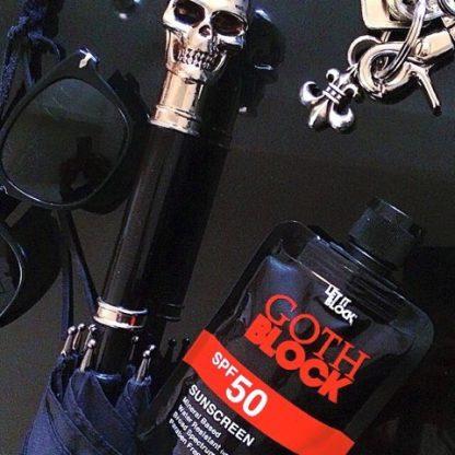 Goth Block SPF 50 Sunscreen