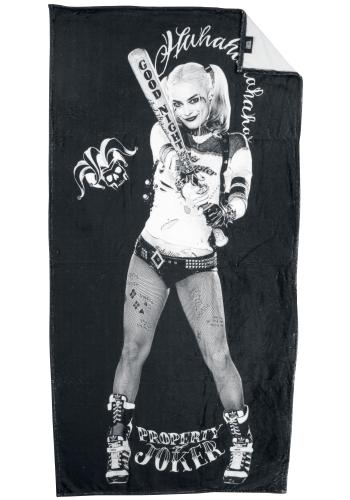 Harley Quinn Suicide Squad Beach Towel