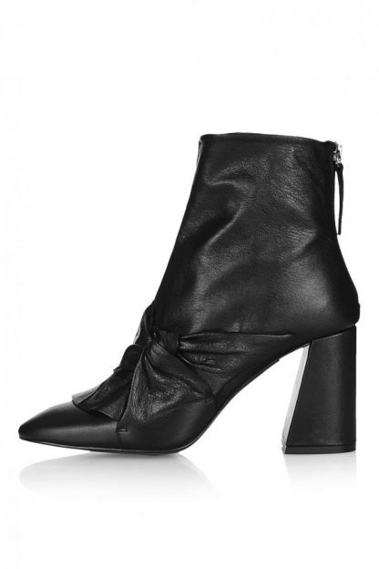 Monroe High Ankle Boots
