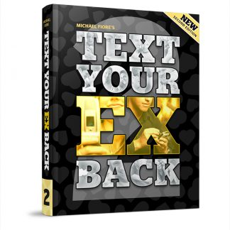 Text Your Ex Back Book Cover