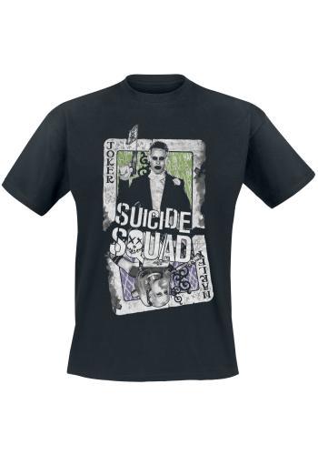 Cards Suicide Squad T Shirt