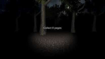Slender Man Collect 8 Pages