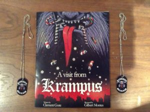 A Visit From Krampus Children's Book