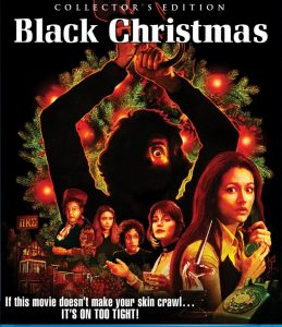 Black Christmas Movie Collector's Edition Blu-ray