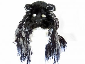 Black Lion Mask