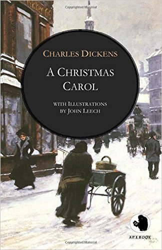 great expectations and a christmas carol How effective is the opening chapter in charles dickens ebenezer scrooge from 'a christmas carol' who essay - in charles dickens' great expectations how.