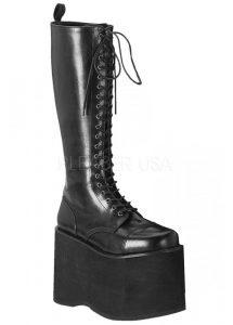 Demonia Mega 602 Goth Platform Boots