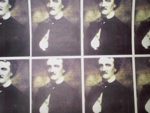 Edgar Allan Poe Wrapping Paper