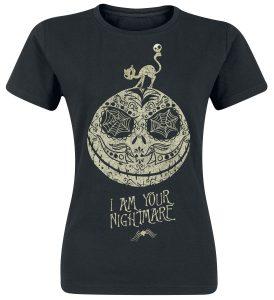 Jack Skellington I Am Your Nightmare T-Shirt
