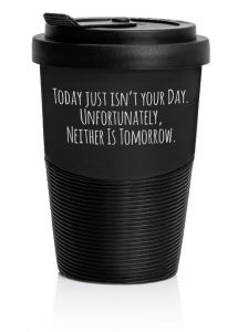 Pechkeks Today Isn't Your Day Travel Mug