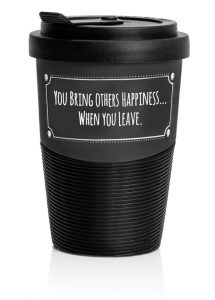 Pechkeks You Bring Happiness Travel Mug