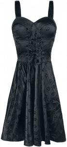 The Nightmare Before Christmas Gothic Velvet Dress