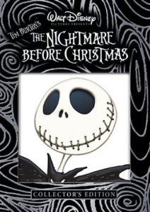 The Nightmare Before Christmas Collector's Edition Movie