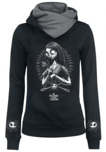 The Nightmare Before Christmas Sally Hooded Sweater