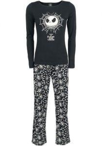 The Nightmare Before Christmas Spiderweb Jack Pyjamas