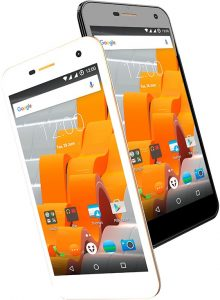 WileyFox Spark Plus Smartphone 16GB Sandstone Black