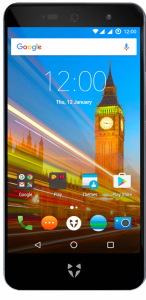 WileyFox Swift 2 X Smartphone 32GB SIM-Free Midnight