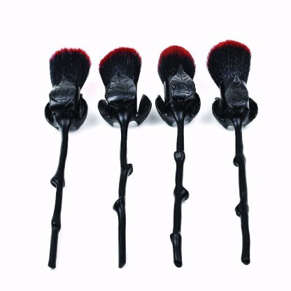 Storybook Cosmetics Roses are Black Brushes