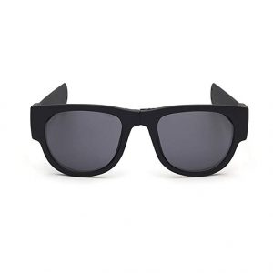 Black Slapsee Snap on Sunglasses
