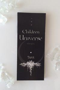 Children of the Universe Tarot -  Black Tarot Deck
