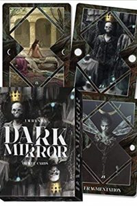 Dark Mirror Oracle Cards - Ideal for Shadow Work