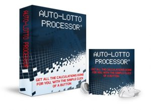 Auto Lotto Processor - Lottery Software