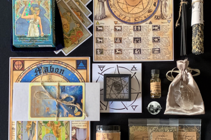 The Witches Moon® Subscription Box Image 3 - I Want It Black